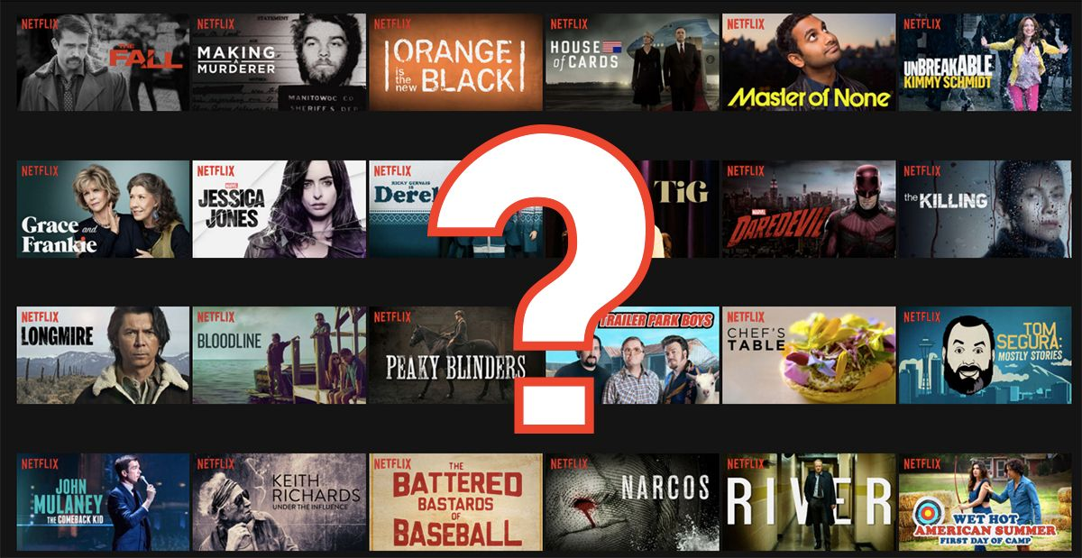 The Ultimate Netflix And Chill Quiz! | TheQuiz