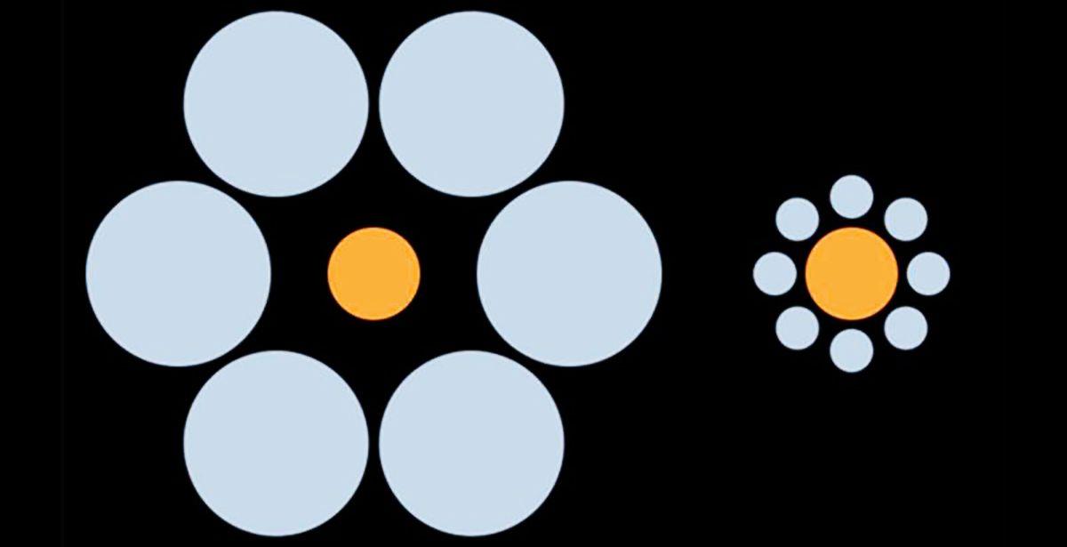 illusions optical test