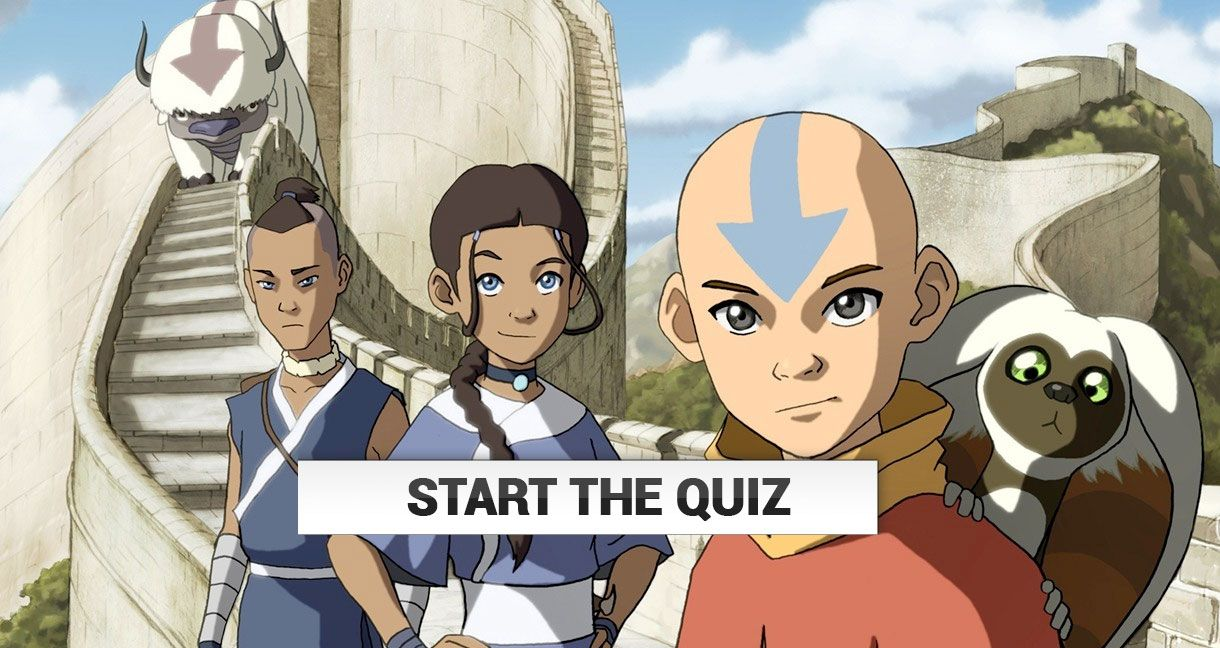 Avatar siste Airbender dating quiz