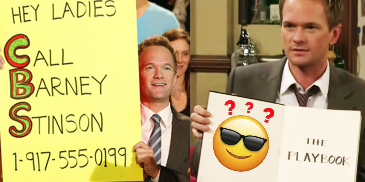 only himym fans will get 100 on this barney stinson quiz