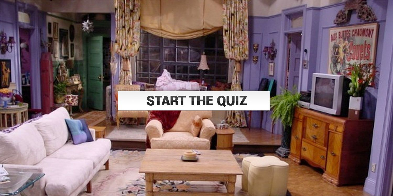 How Well Do You Know The Friends Apartments Thequiz House Wiring Quiz