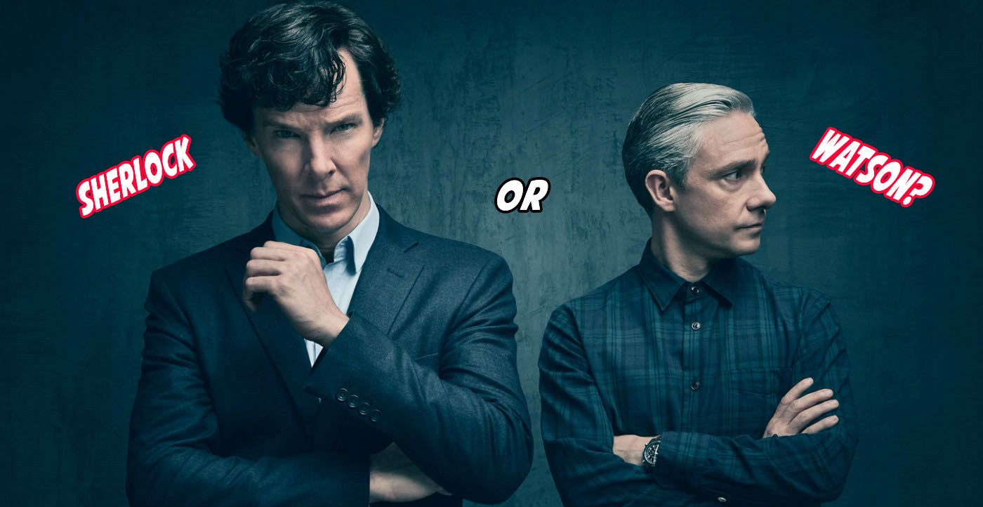 Test Your Personality And We'll Tell You If You're Sherlock Holmes