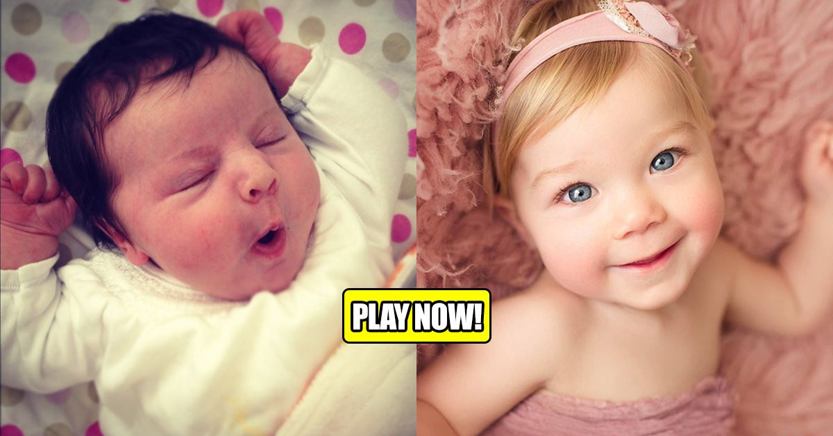 Take This Quiz And Well Reveal How Your Baby Will Look Thequiz