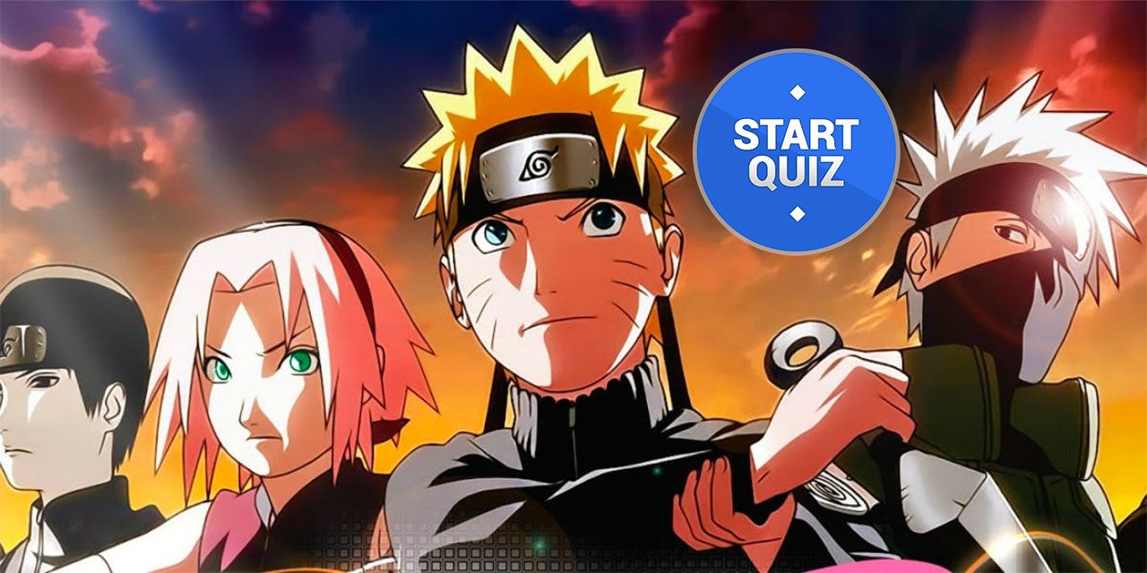 Only Real Anime Nerds Can Get 100% On This Naruto Quiz | TheQuiz