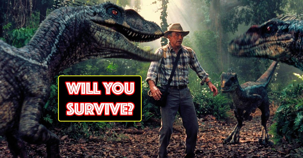 Take The Jurassic Park Survival Quiz To See If You Make It