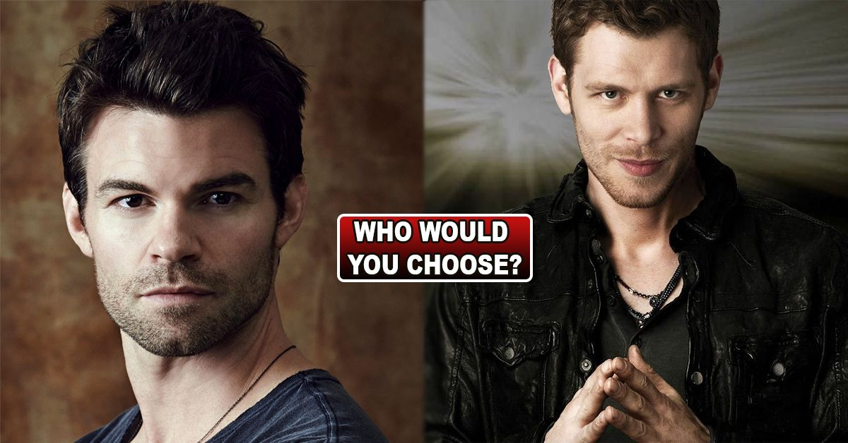 Take This Quiz And We'll Reveal Which The Originals