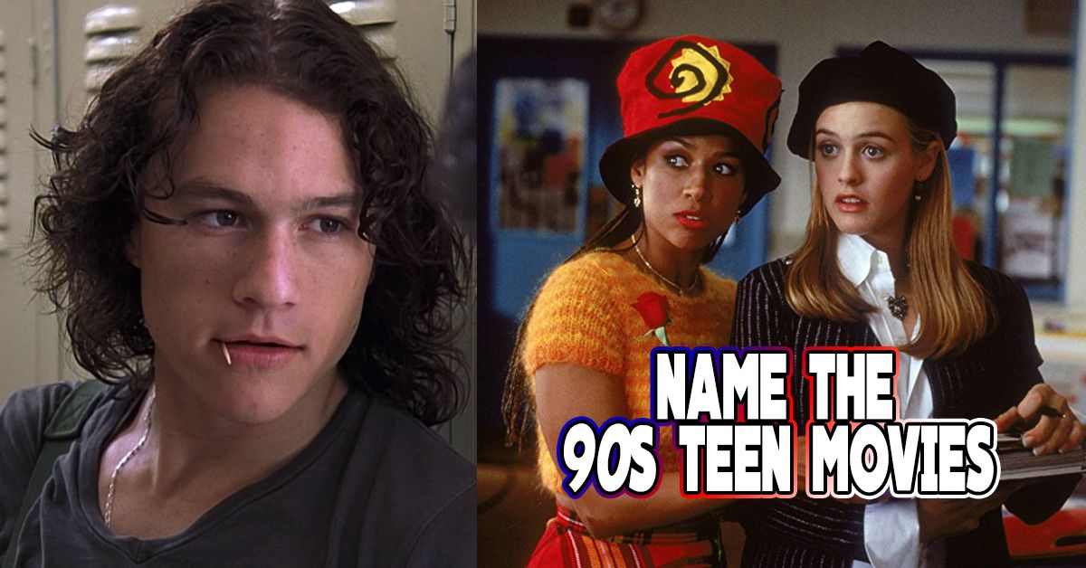 There's No Way You Can Name All Of These 90s Teen Movies