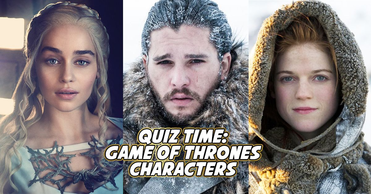 only arya stark can name the faces of these game of