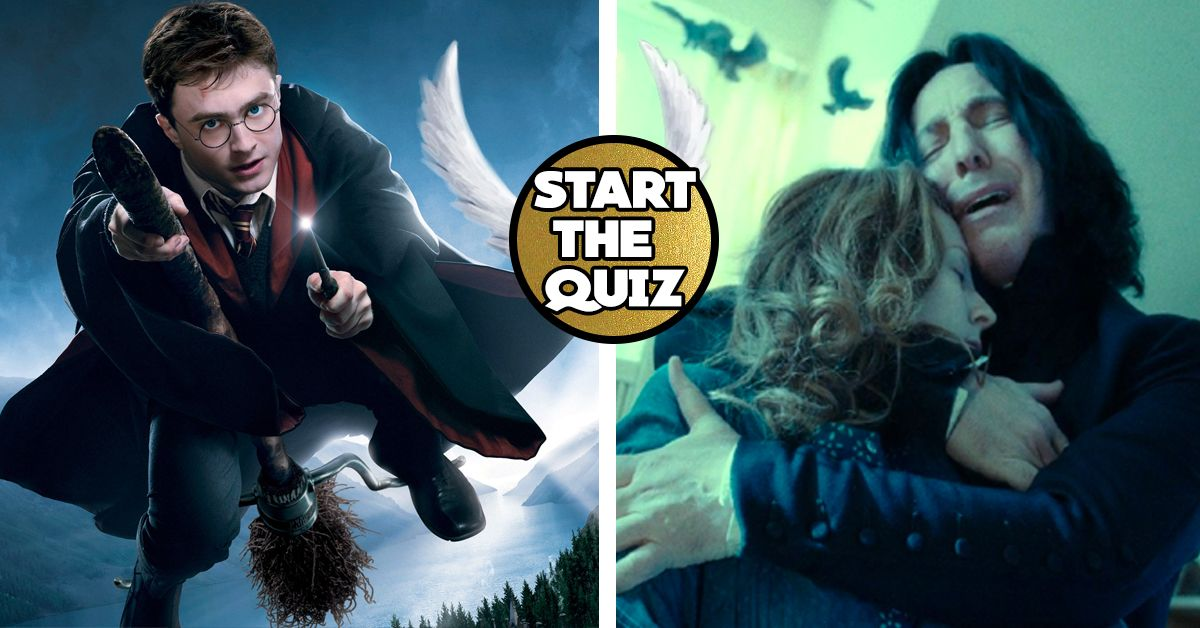 Only Ginny Weasley Can Get 100% On This Harry Potter Quiz