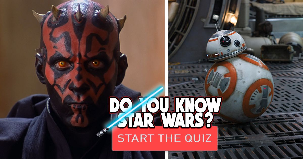 50 Questions That Every Star Wars Fan Should Know The