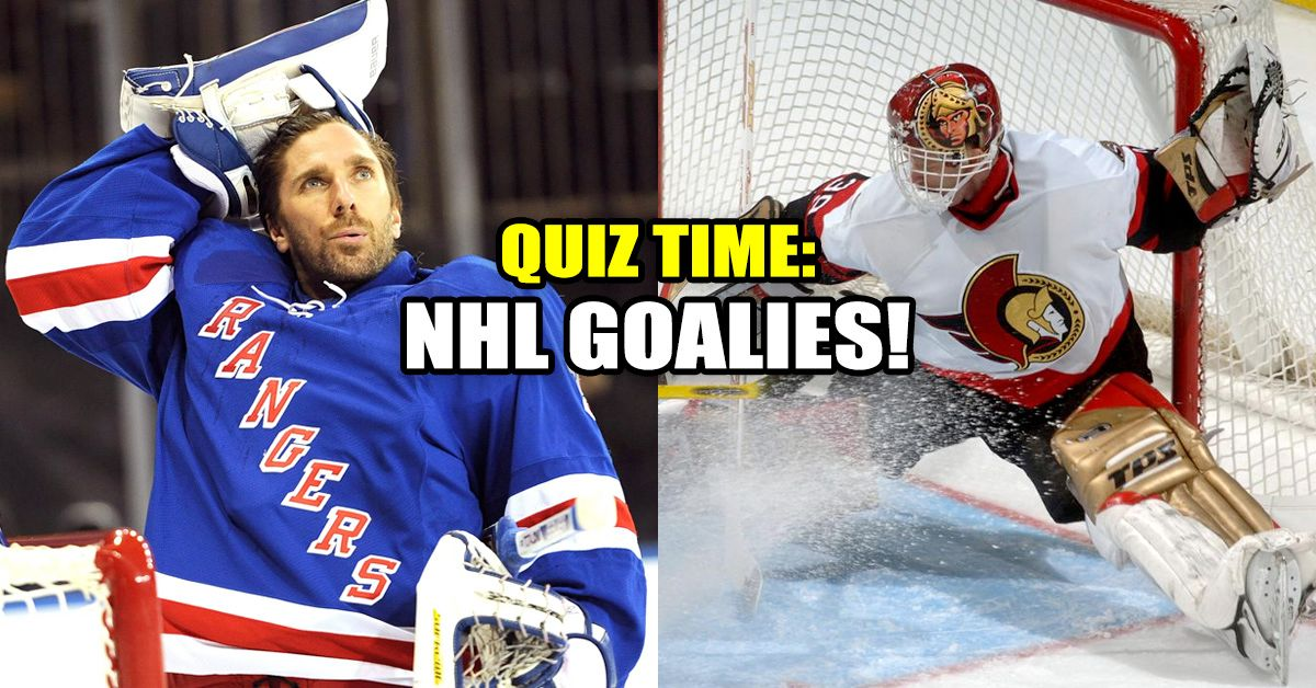 We Bet You Can T Guess How Many Vezinas These Nhl Goalies Won