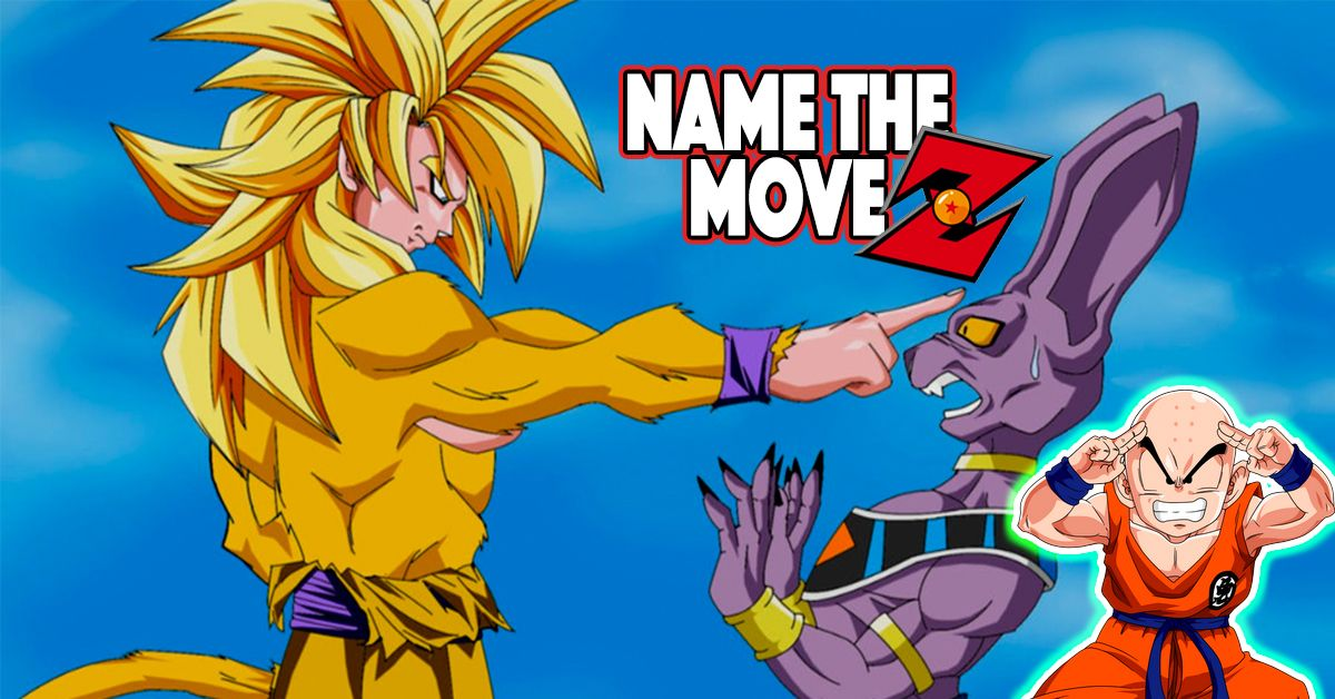 Only a True Dragon Ball Fan Can Match the Signature Move to