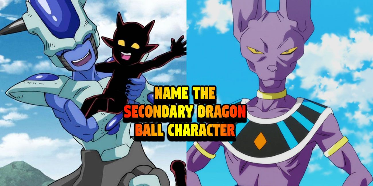 even a super saiyan can u0026 39 t name all these secondary dragon