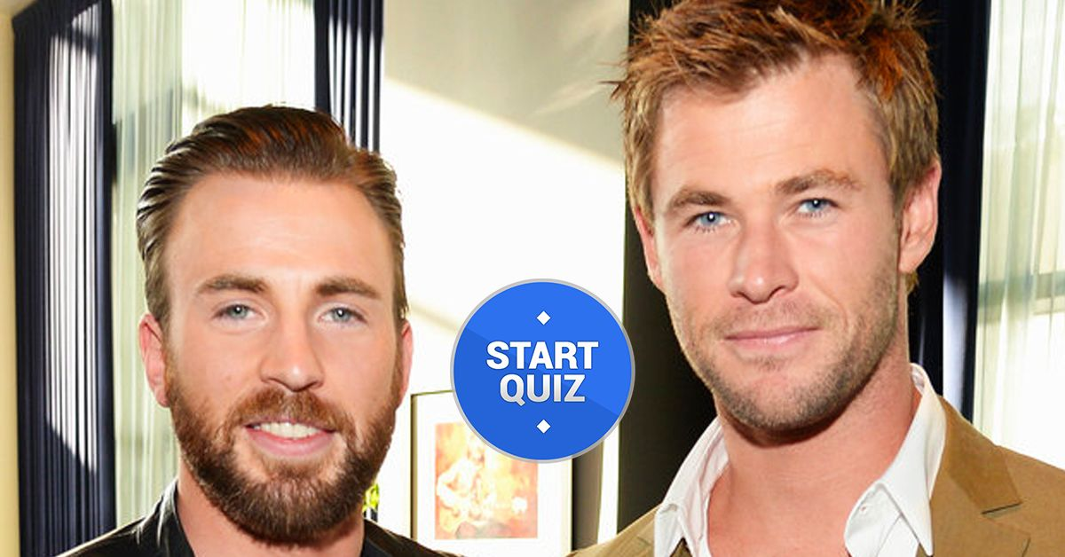 Rate These Avengers Actors And We'll Pick Your Future Husband