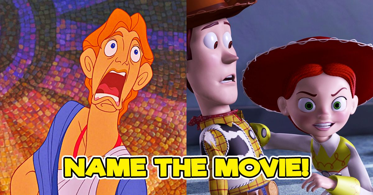 only a  u0026 39 90s kid could name 100  of these animated movies