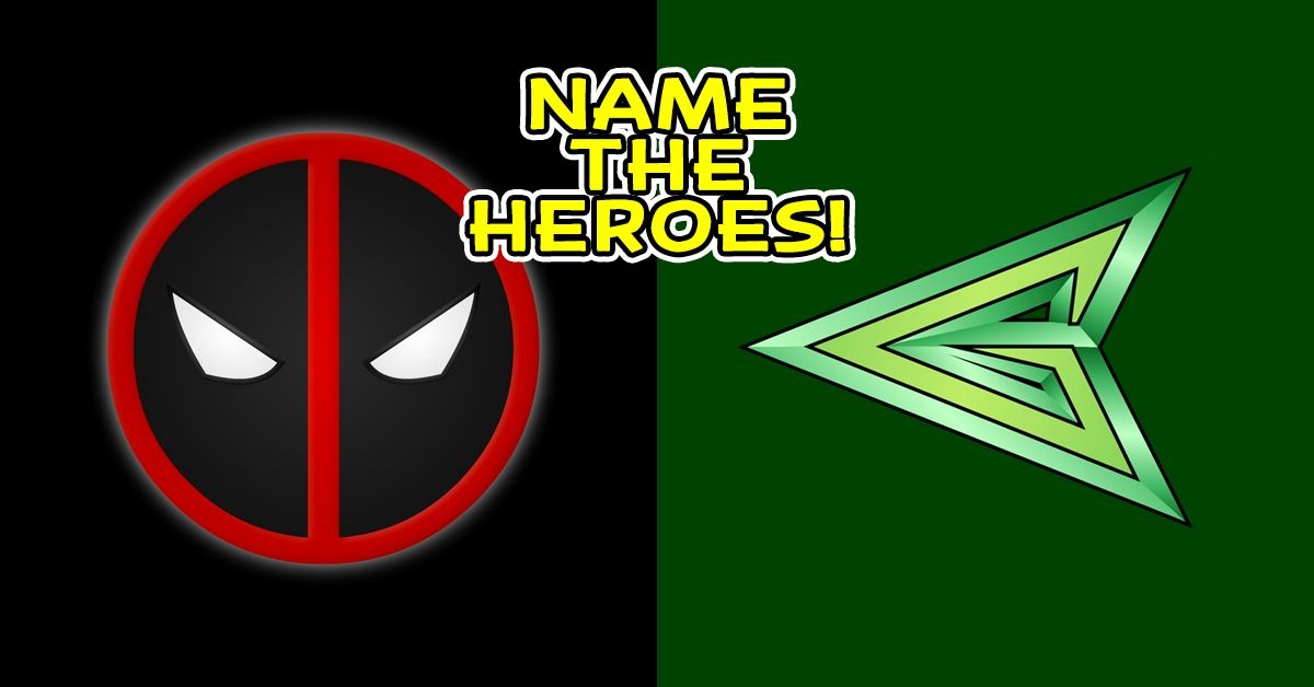 Its Impossible To Get More Than 85 On This Superhero Logo Quiz