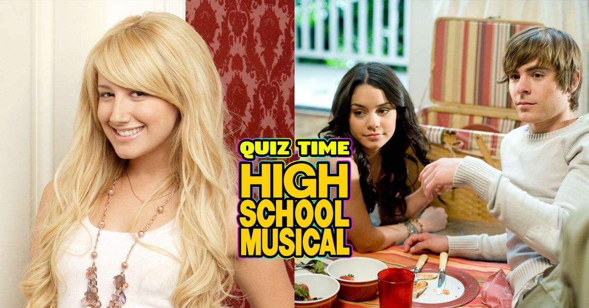 If You Pass This High School Musical Quiz, You Definitely