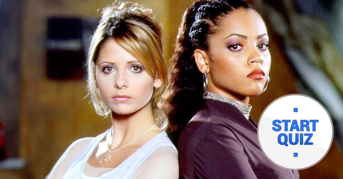 Når gjør Buffy og engel Start Dating