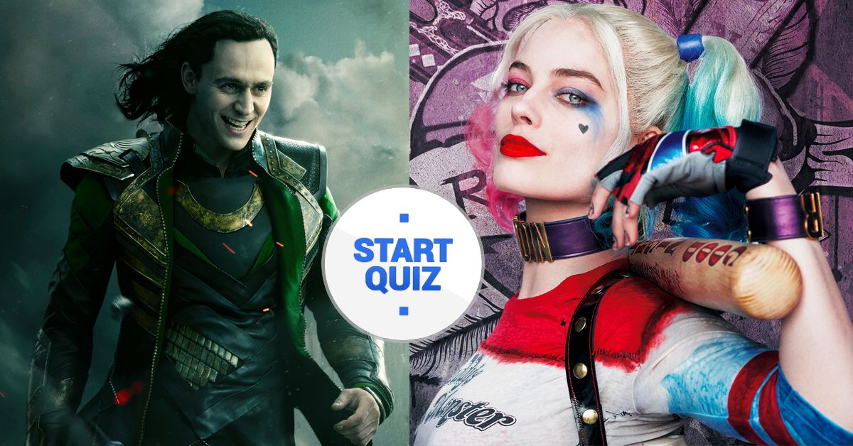pick the best super villains and we ll reveal your power