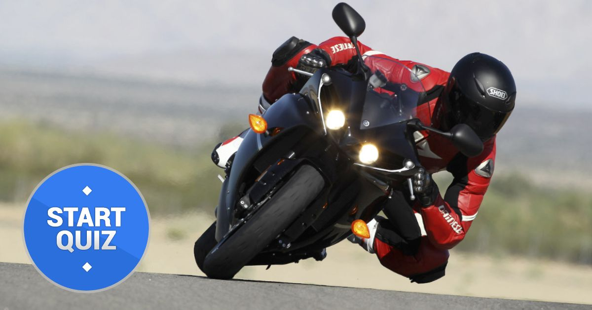Try And Match All These Superbikes To The Company That Made Them