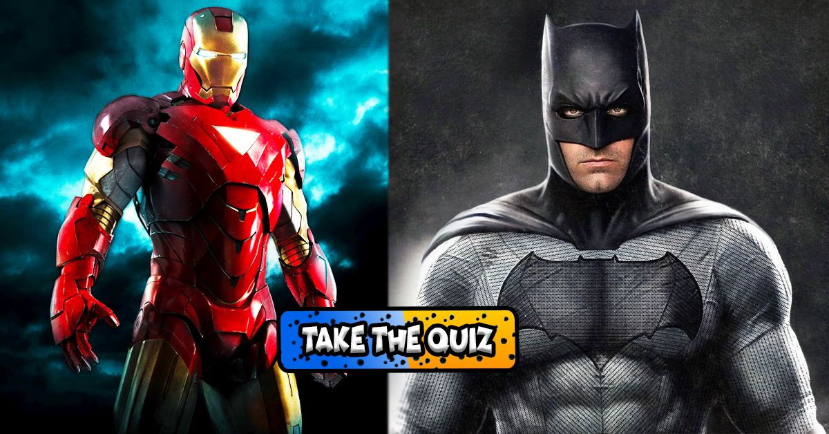 Only True Fans Can Name These Superhero Movies Based On Only