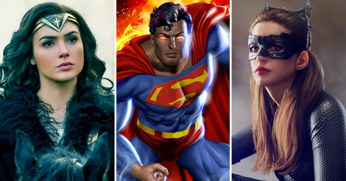 There's No Way Marvel Fans Can Name All These DC Characters