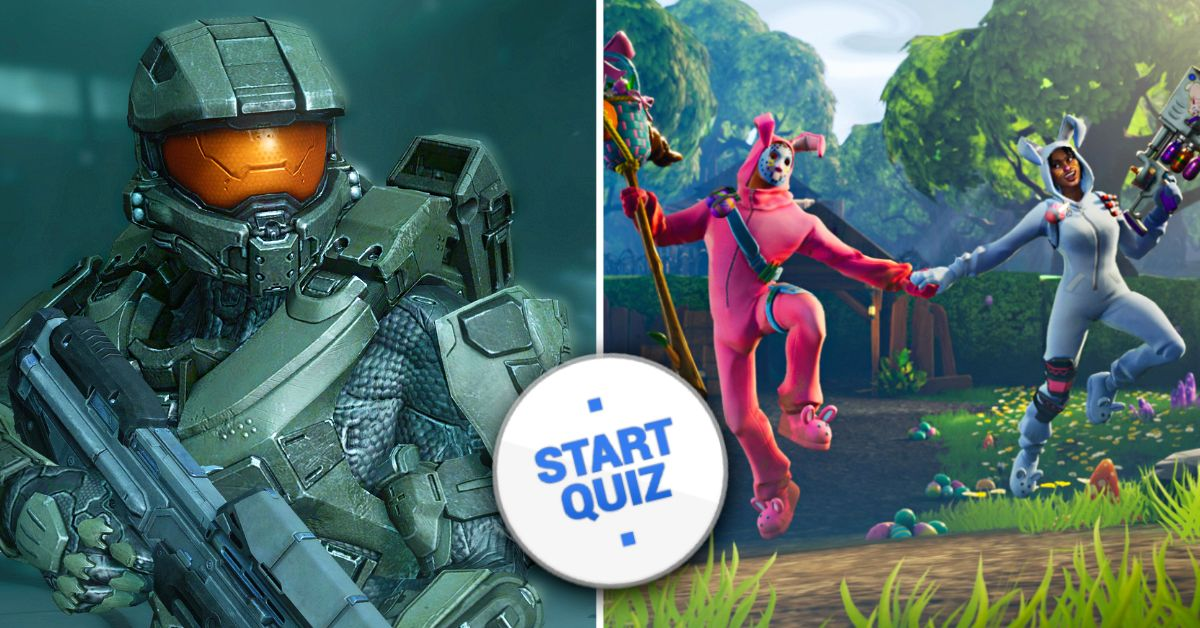 Gamers Who Only Play Fortnite Will Probably Fail This Quiz
