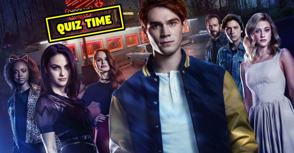 Not Even Jughead Jones Could Pass This Riverdale Season 1 Quiz