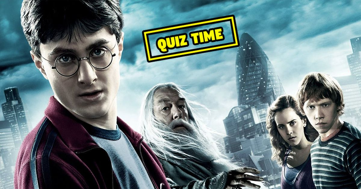 Take This Harry Potter Quiz And We'll Reveal Which House Is