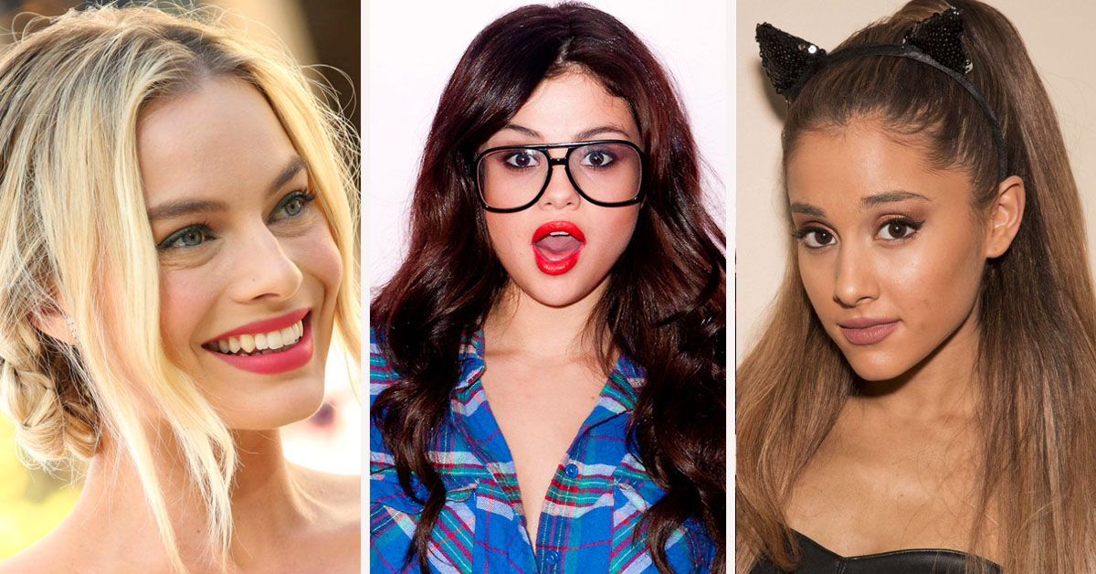 Pick Some Favorite Starlets And Well Reveal Your Type Thequiz