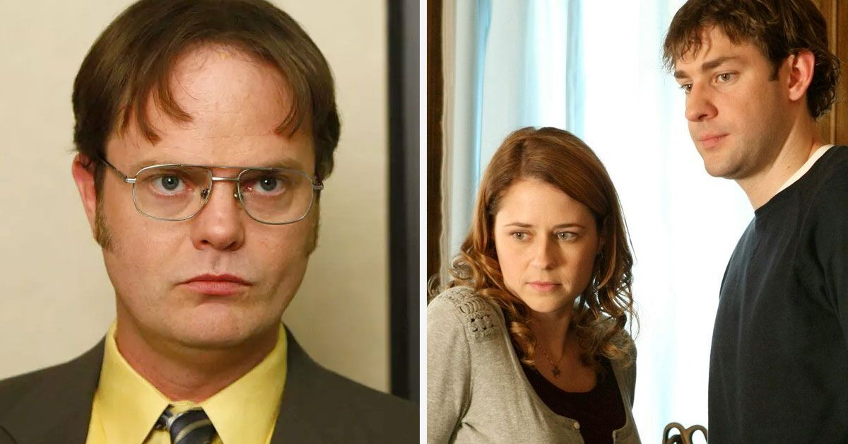 Dwight Schrute Couldn T Name All These Office Characters