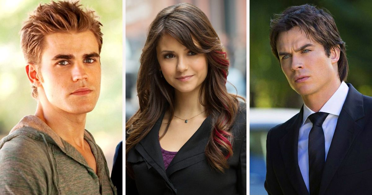 We Highly Doubt Anybody Is Passing This Vampire Diaries Test